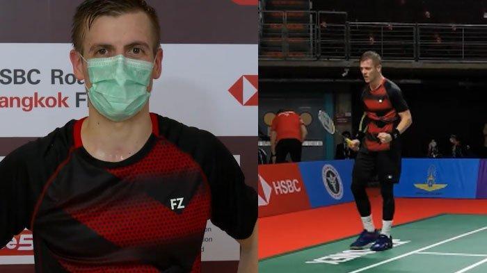 Biodata Hans-Kristian Vittinghus yang Bantu Ginting Tampil di World Tour Finals, Minta Upeti Indomie