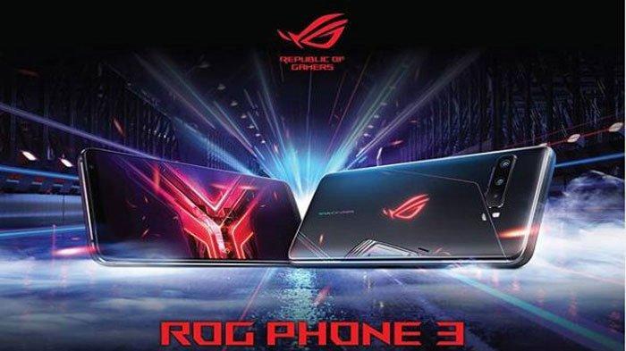 Harga dan Spesifikasi Asus ROG Phone 3 di Indonesia Rilis 24 September, Beserta Link Pre-Order