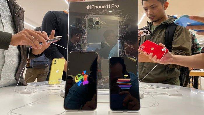 Daftar Harga iPhone Terbaru Sabtu 6 Juni 2020, iPhone 7 Plus Rp 6,5 Jutaan dan Kabar iPhone 12