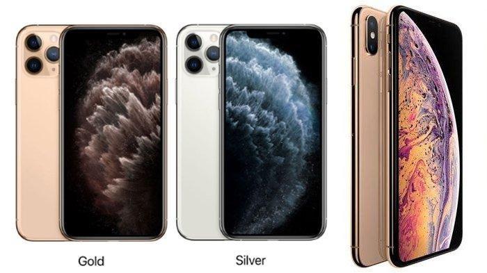 UPDATE Harga iPhone Bulan Maret 2020, Mulai iPhone 7 Plus Hingga iPhone Xs Max, Berikut Spesifikasi