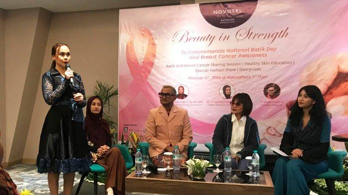 Cara Beda Novotel Samator Surabaya Timur Peringati Hari Kanker Payudara