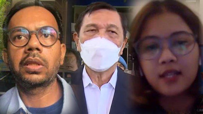 Biodata Haris Azhar dan Fatia Maulidiyanti yang Dilaporkan Luhut Pandjaitan ke Polisi, Ini Kiprahnya