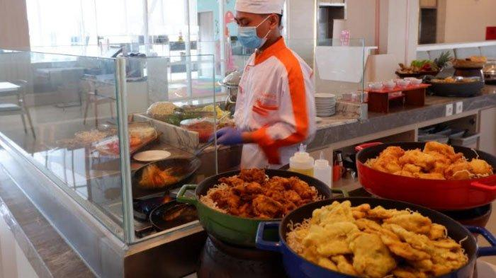 Menu Nusantara dan Timur Tengah Selama Ramadan di Harris Hotel Bundaran Satelit Surabaya