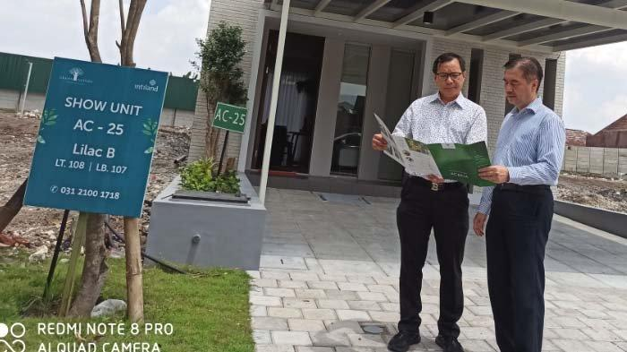 Intiland Bidik Konsumen Keluarga Muda dengan Kluster Acacia di Surabaya Barat