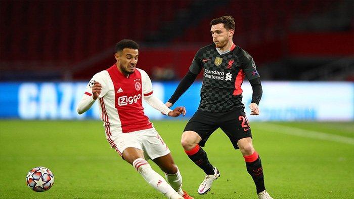 Hasil Ajax vs Liverpool: Skor Akhir 0-1, Keunggulan The Reds dari Gol Bunuh Diri