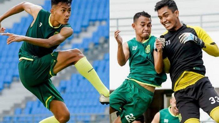 HASIL AKHIR Babak Pertama Persebaya vs Arema FC, Bajul Ijo Unggul 2-0 Berkat Aryn & David da Silva