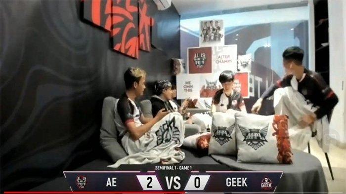 Hasil MPL Invitational: Alter Ego Kalahkan Geek Fam, Udil Cs Lolos ke Grand Final