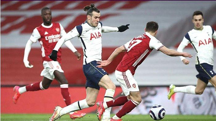 Hasil Arsenal vs Tottenham: Skor Akhir 2-1, The Gunners Taklukkan 10 Pemain Spurs