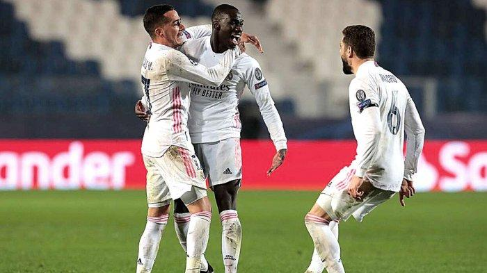 Hasil Atalanta vs Madrid: Menang Tipis, Los Blancos Kewalahan Hadapi 10 Pemain La Dea