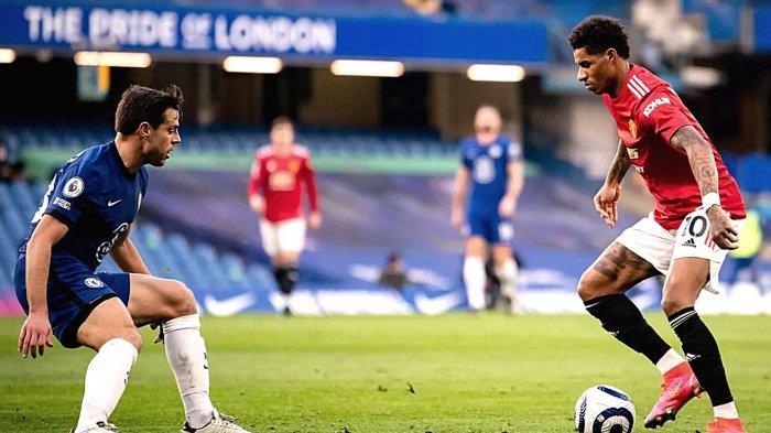 Hasil Chelsea vs Man United: Skor Akhir Imbang, The Blues Gagal Masuk 4 Besar Klasemen Liga Inggris