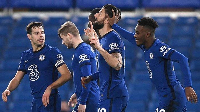 Hasil dan Klasemen Liga Inggris: West Ham & Chelsea Menang, The Blues ke 4 Besar, Liverpool Melorot