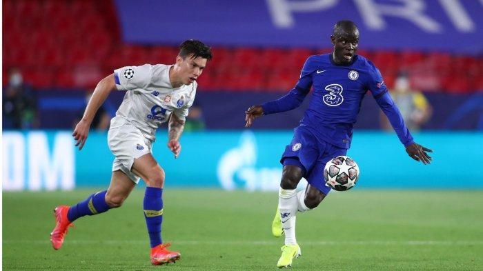 Hasil Skor Chelsea vs Porto 0-1: Meski Kalah, The Blues Amankan Tiket Semifinal Liga Champions