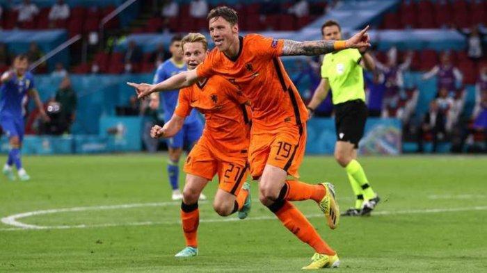 Hasil dan Klasemen Euro 2020: Inggris & Belanda Kompak Menang, Kroasia Telan Kekalahan