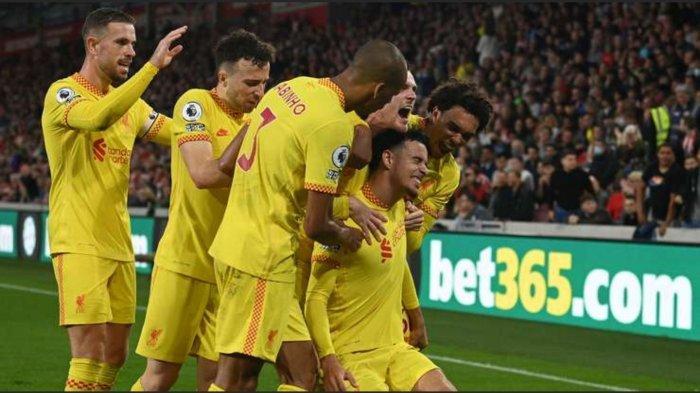 Hasil dan Klasemen Liga Inggris: Chelsea dan Man United Kalah, Liverpool Imbang, The Reds di Puncak