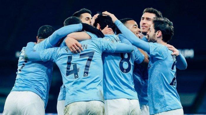 Hasil dan Klasemen Liga Inggris: Man City Libas Tottenham, Liverpool Kalah, Citizens Kokoh di Puncak