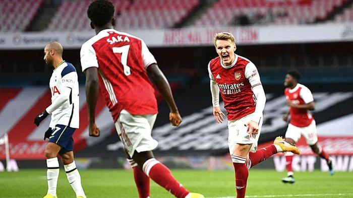 Hasil dan Klasemen Liga Inggris: Man United, Arsenal & Leicester Menang, Tottenham Telan Kekalahan