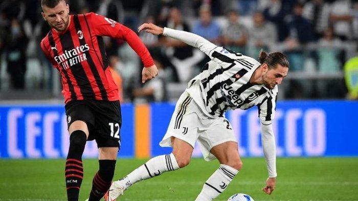 Hasil dan Klasemen Liga Italia - AC Milan Kirim Juventus ke Zona Degredasi