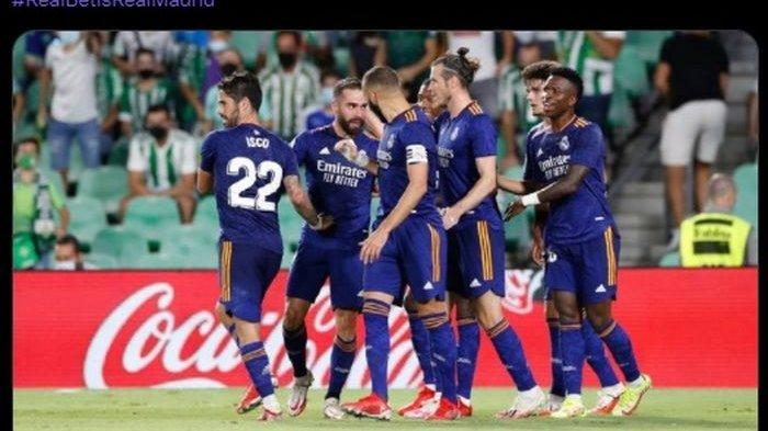 Hasil dan Klasemen Liga Spanyol - Real Madrid Kuasi Puncak Berkat Kemenangan Minimalis