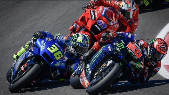 Siapa Saja Pebalap MotoGP yang Pernah Menjadi Raja di Sirkuit Silverstone ?