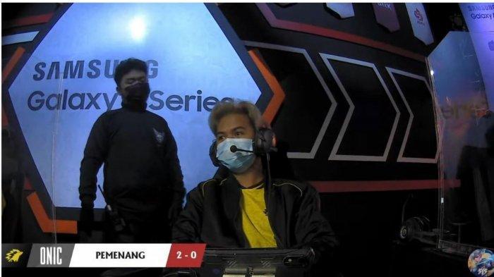 Hasil dan Klasemen MPL Season 7 Week 8: Onic Bungkam Geek, Sanz Cs Kudeta RRQ Hoshi di Posisi Puncak