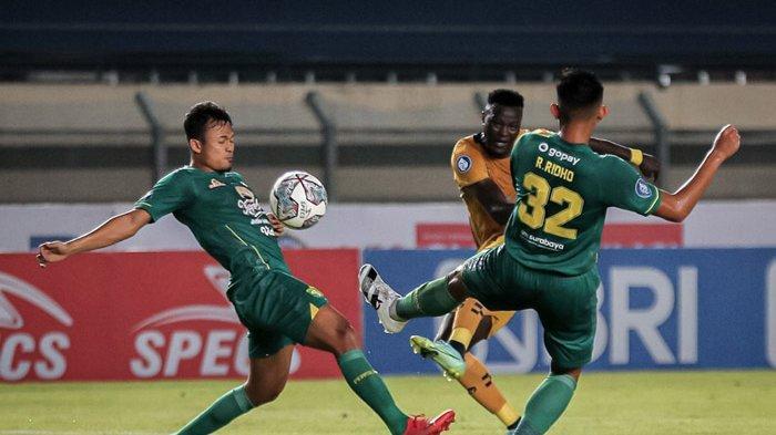 Hasil Evaluasi Persebaya Surabaya Usai Gagal Tembus Papan Atas di Liga 1 2021 Series Pertama