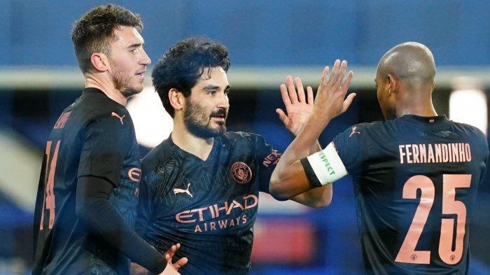 HASIL FA CUP Everton vs Man City: Skor Akhir 0-2, 10 Menit Terakhir Jadi Kunci Kemenangan Citizens
