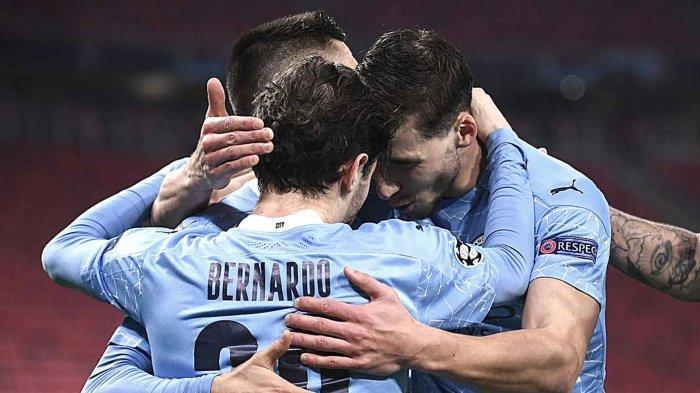 Hasil Gladbach vs Man City: Skor Akhir 0-2, The Citizens Catatkan 19 Kemenangan Beruntun