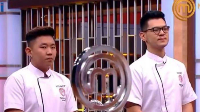 Hasil Grand Final MasterChef Indonesia Season 7, Skor Akhir Jerry dan Audrey Beda Tipis, ini juaranya!