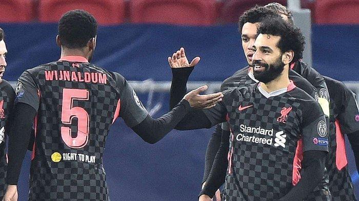 Sedang Berlangsung Link Live Streaming Wolves vs Liverpool, Susunan Pemain: Mo Salah & Jota Starter