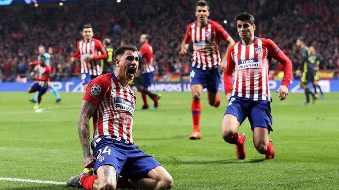 Hasil Lengkap Liga Champions, Atletico Madrid Hancurkan Juventus dalam Waktu 5 Menit