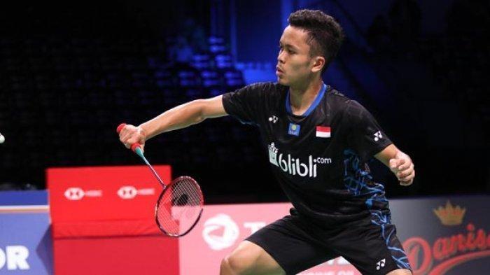 8 Wakil Indonesia Tersingkir di Babak 16 Besar Indonesia Open 2019, Jonatan Christie Lolos
