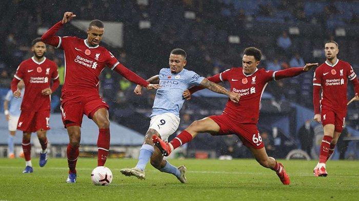 Hasil Man City vs Liverpool: De Bruyne Gagal Eksekusi Penalti, The Citizens Harus Puas Berbagi Angka