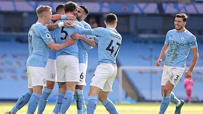 Link Live Streaming Man City vs Wolves