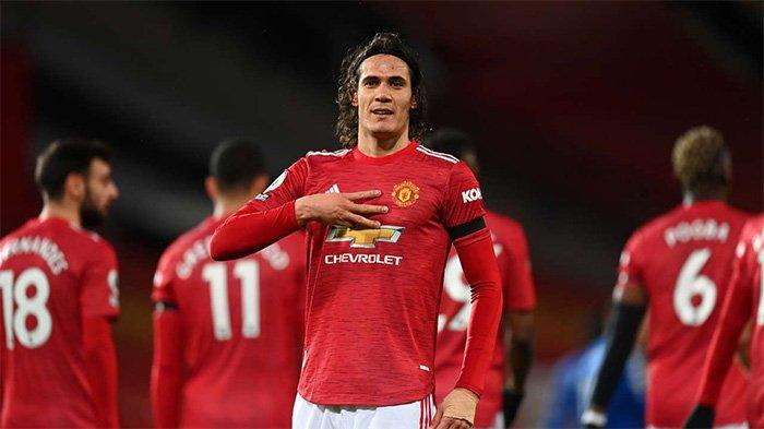 Link Live Streaming West Brom vs Man United Sekarang: Bruno Fernandes dan Cavani Starter