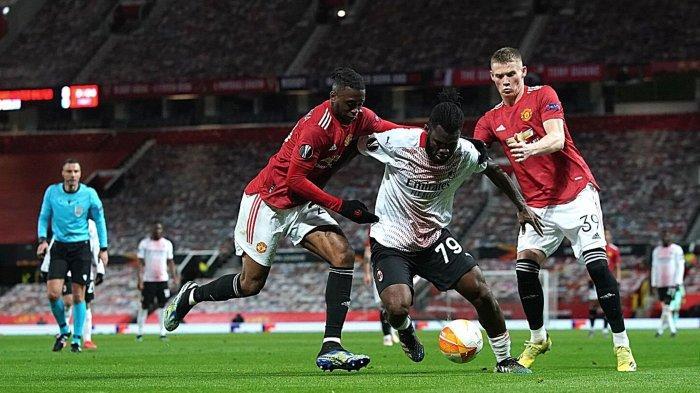 Manchester United bakal melawan Tottenham malam ini di laga pekan ke-31 Liga Inggris