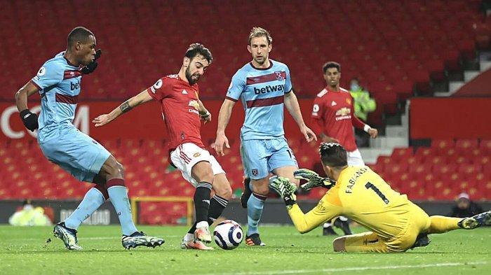 Hasil Man United vs West Ham: Skor Akhir 1-0, Gol Bunuh Diri Menangkan Setan Merah