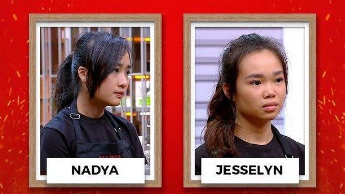 Hasil MasterChef Season 8 Episode Minggu 4 Juli: Duel Sengit Jesselyn Vs Nadia, Siapa Pulang?