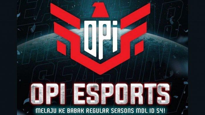 Hasil MDL Season 4: Opi Esports Rebut Slot Milik XCN West Bandit, Jadi Tim Debutan Kedua Musim Ini