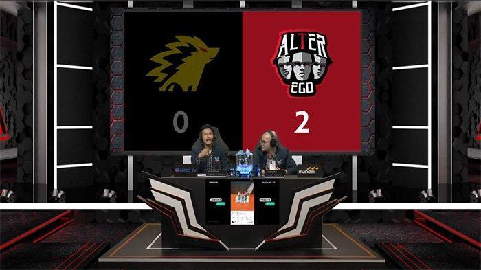 Hasil dan Klasemen MPL Season 6 Week 6 Day 2: Evos dan RRQ Menang, Alter Ego Kokoh di Posisi Puncak