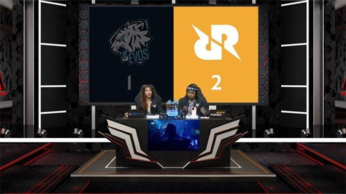 Hasil dan Klasemen MPL Season 6 Week 8 Day 3: RRQ Kalahkan EVOS, Berhasil Rebut Tiket Upper Bracket
