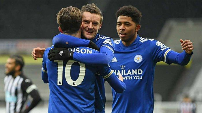 Prediksi Skor Leicester vs Tottenham: Live 22.00 WIB, Tiga Poin Krusial Bagi The Foxes dan Spurs