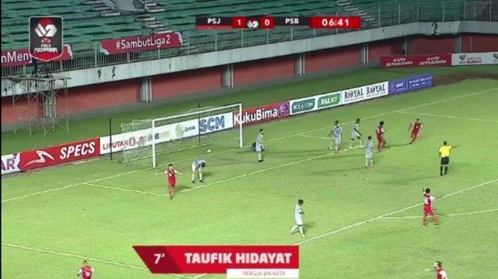 Hasil Skor Persija vs Persib Bandung di Babak 1: 2-0, Macan Kemayoran Unggul Lewat Gol Cepat