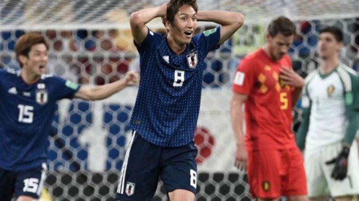 Hujan Gol! Hasil Piala Dunia 2018 Belgia vs Jepang, Skor Sementara 2-2. Masih Live Trans TV