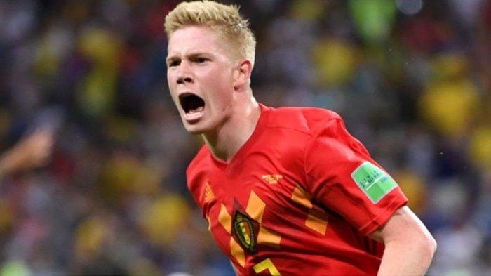 Belgia Fantastis! Hasil Piala Dunia 2018 Brasil vs Belgia, Tim Samba Tertinggal 0-2
