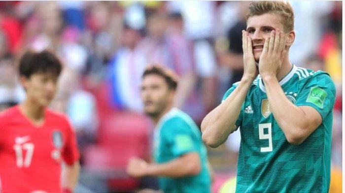 Hasil Piala Dunia 2018 Korea Selatan vs Jerman Malam ini 27 Juni, Jerman Tersingkir Dibantai 2-0