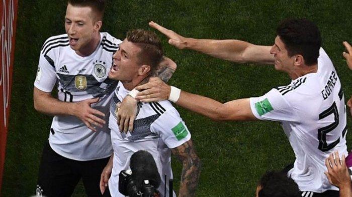 Hasil Piala Dunia 2018 Korea Selatan vs Jerman Malam Ini 27 Juni, Skor Sementara 0-0