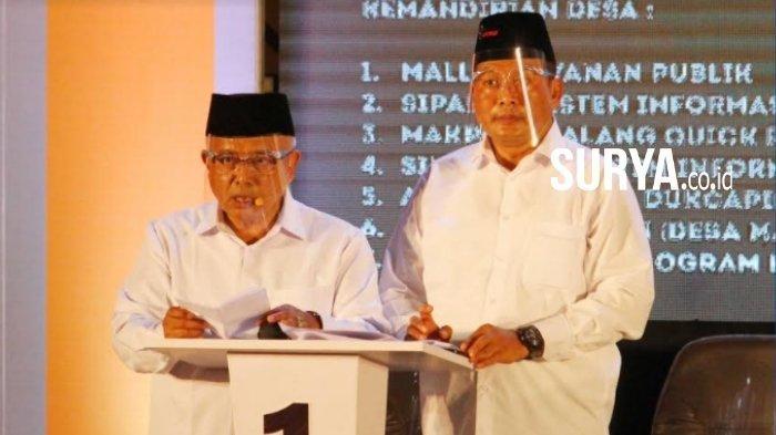 Hasil Pilkada Malang 2020 Versi Quick Count LSI Denny JA: Sanusi Menang 45,89 Persen