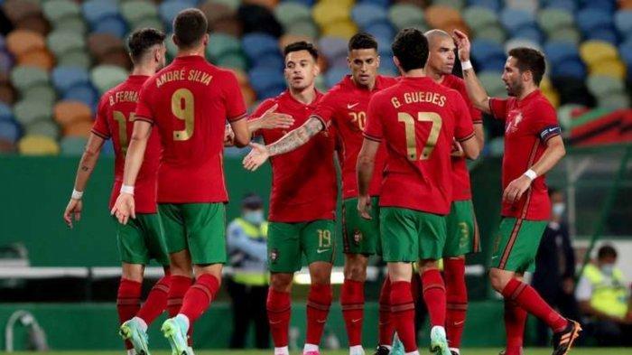 Live Skor Portugal vs Jerman Kick Off 23.00 WIB, Susunan Pemain: Cristiano Ronaldo Starter