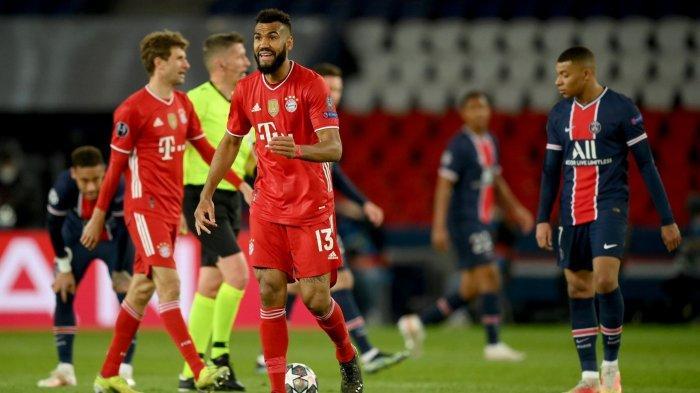 Hasil Skor PSG vs Bayern: 0-1, Gol Choupo Moting Tak Cukup Bawa Bavaria ke Semifinal Liga Champions