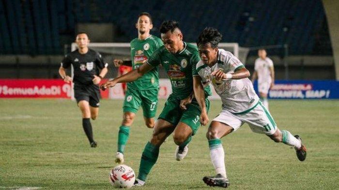 Hasil PSS vs Persebaya Surabaya